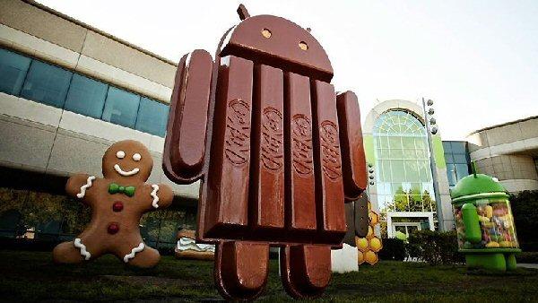 Az új Android - KitKat